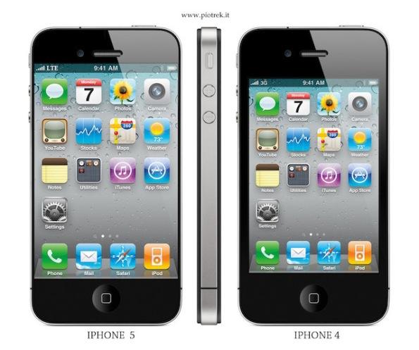 iPhone 5 - Montado
