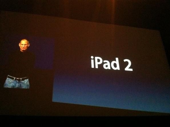 iPad 2 - 2 Marzo