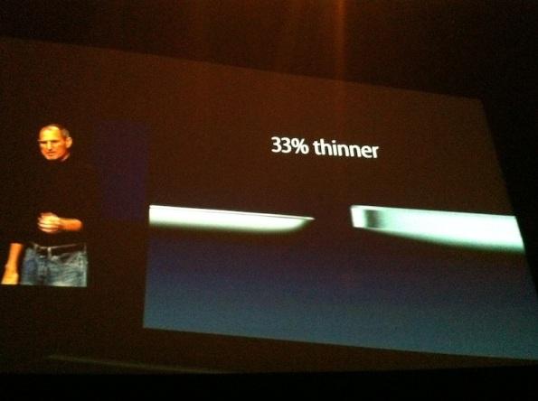 iPad 2 - Diseño más delgado - 2 Marzo