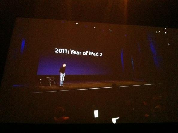 2011 el año de iPad 2 - 2 Marzo
