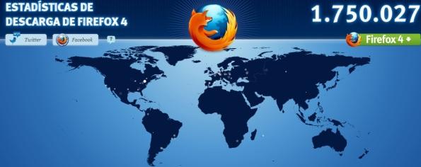 Descargas Firefox 4