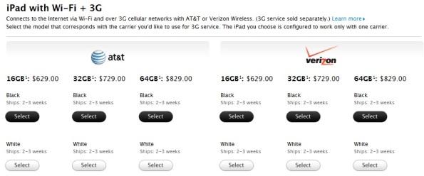 iPad 2 Store Online 3