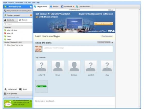 Skype Anuncios