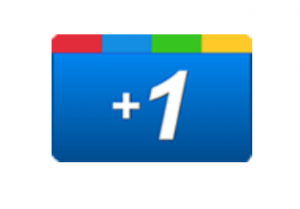 Google +1 boton